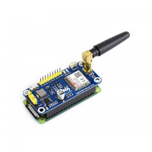 NB-IoT HAT para Raspberry Pi para Europa, Ásia, África, Austrália