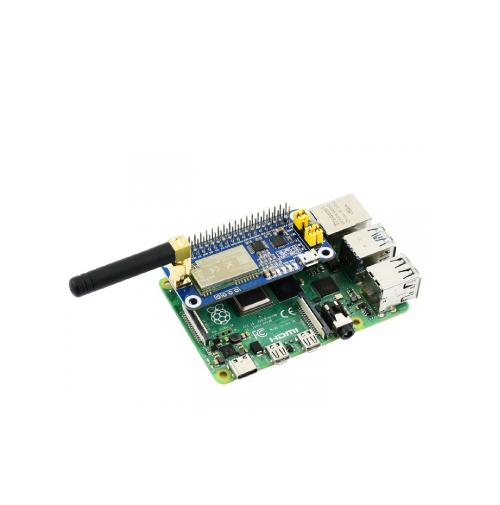 SX1262 LoRa HAT para Raspberry Pi, banda de frequência de 915 MHz, para a América, Oceania, Ásia